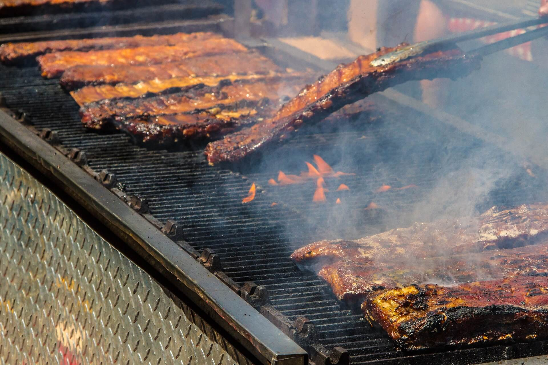 Barbecue raising funds for Living Well Project