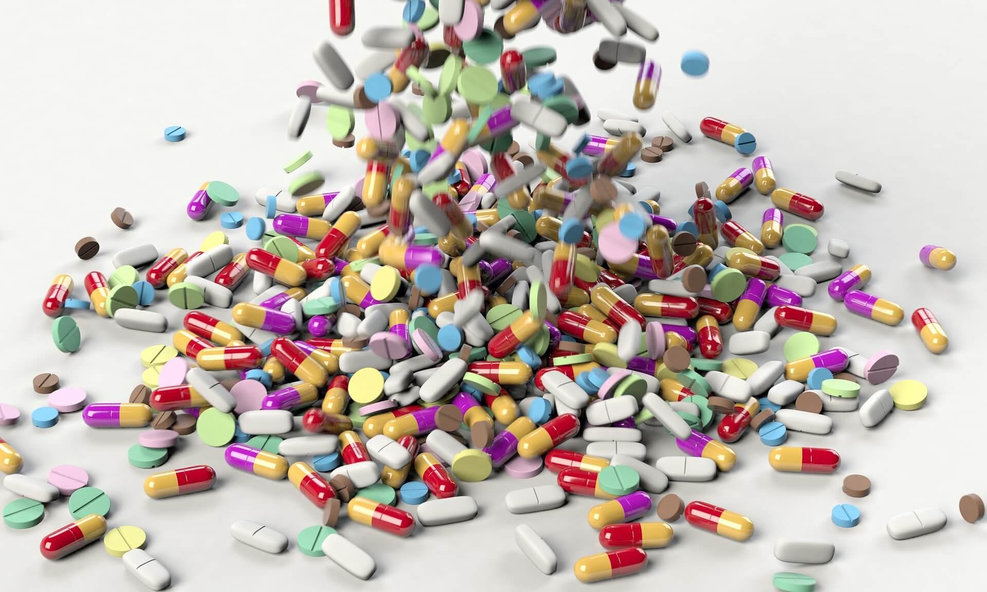 Prescription Drug Monitoring Bill Signing