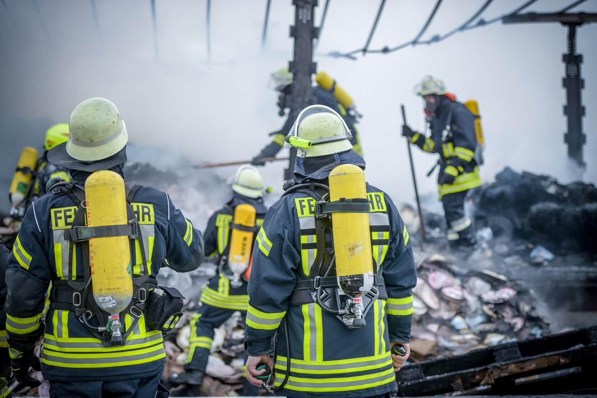 Volunteers Firefighters Needed