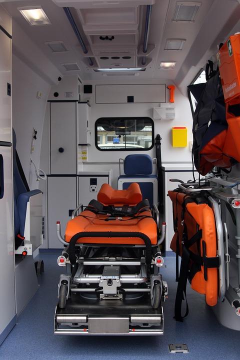 Woman Hospitalized After Jefferson County Crash