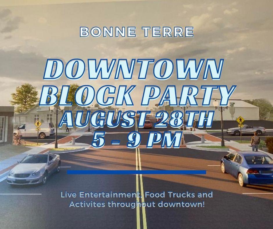 Bonne Terre August Block Party