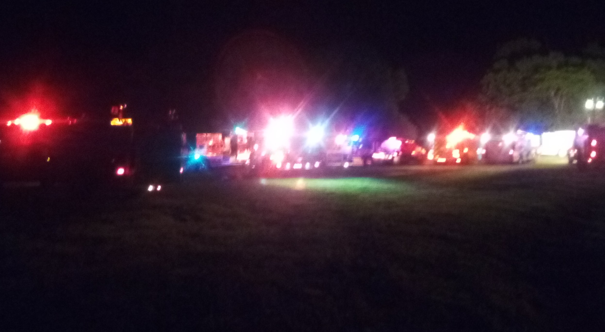 UPDATED: Fire Departments Respond to Fire at Chaumette Vineyard and Winery