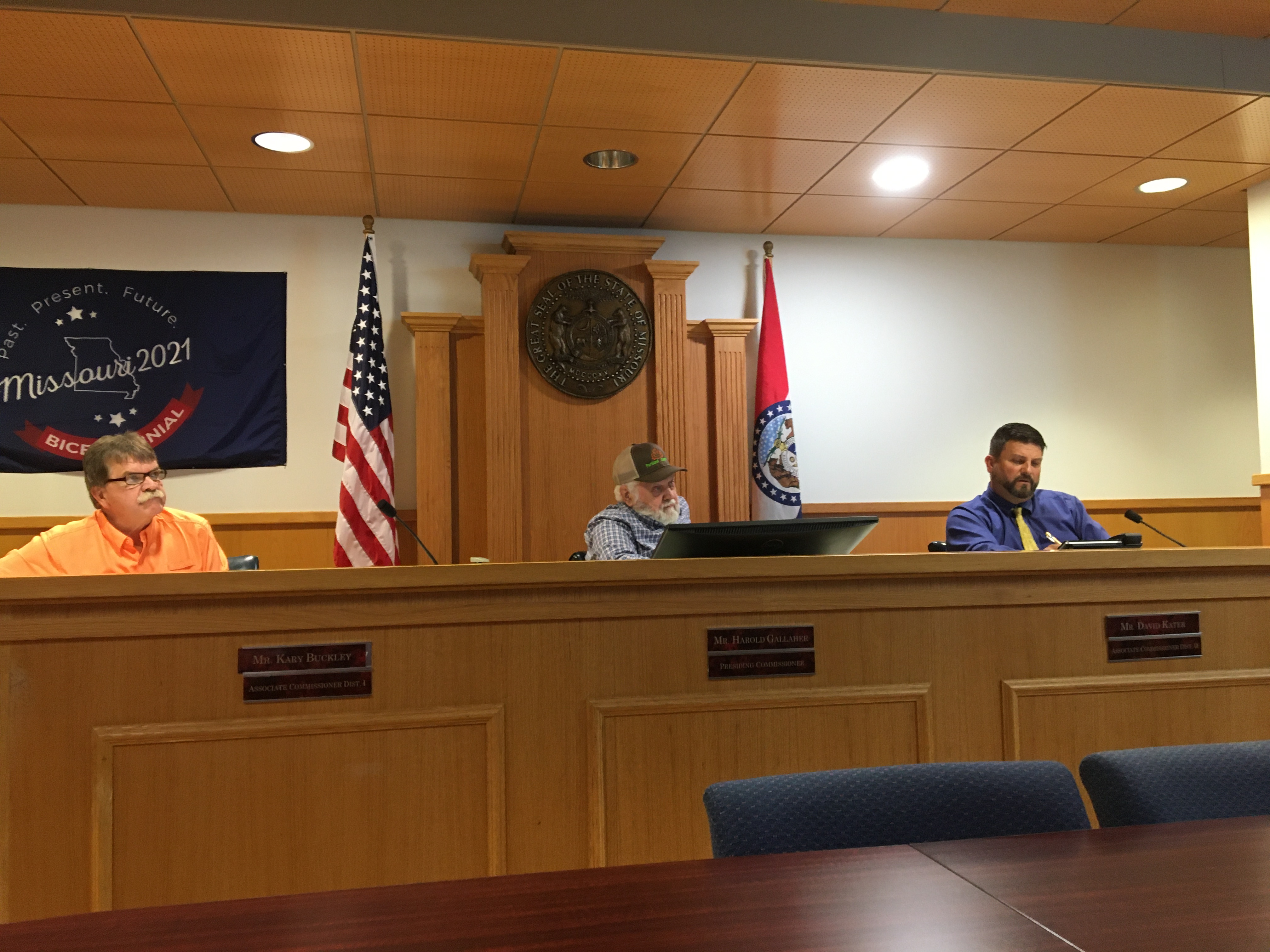 County Construction Growth Requires Manager