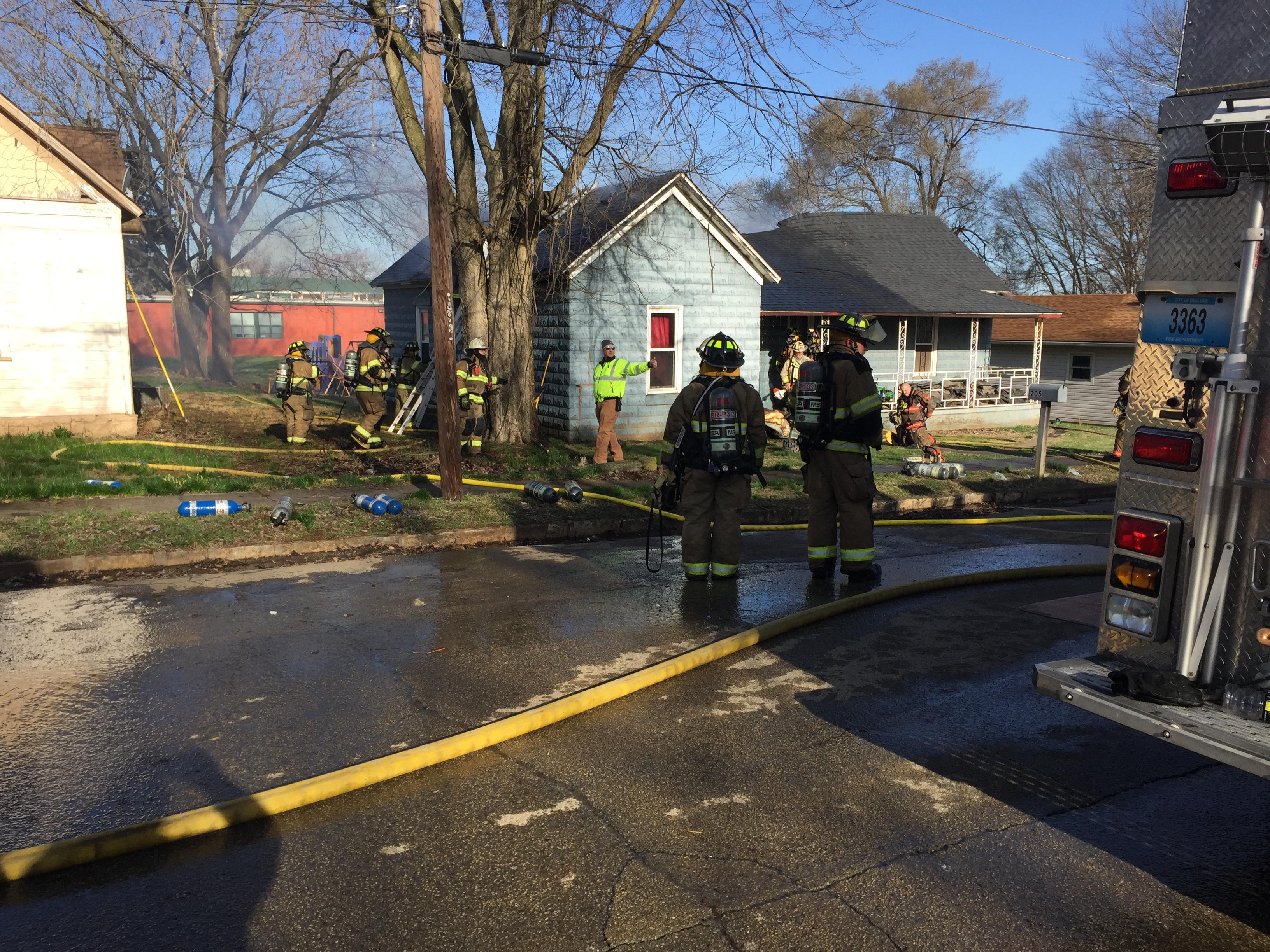 Desloge Home Destroyed by Fire