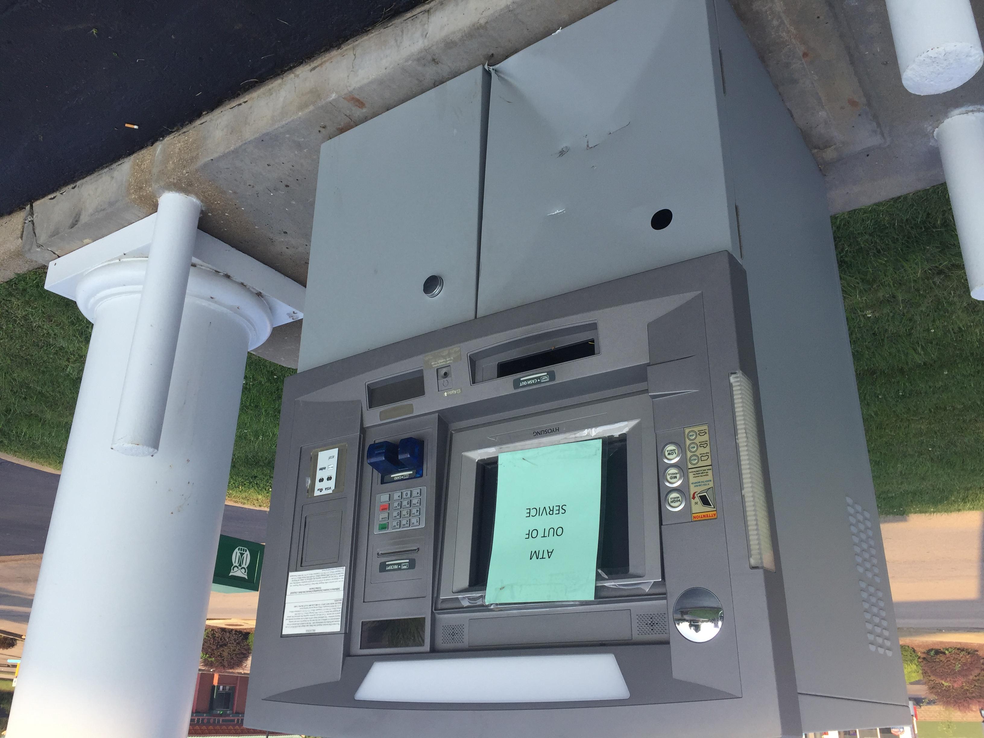 ATM Theft in Desloge Update