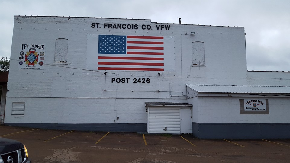 Veterans Day Dinner at Desloge VFW