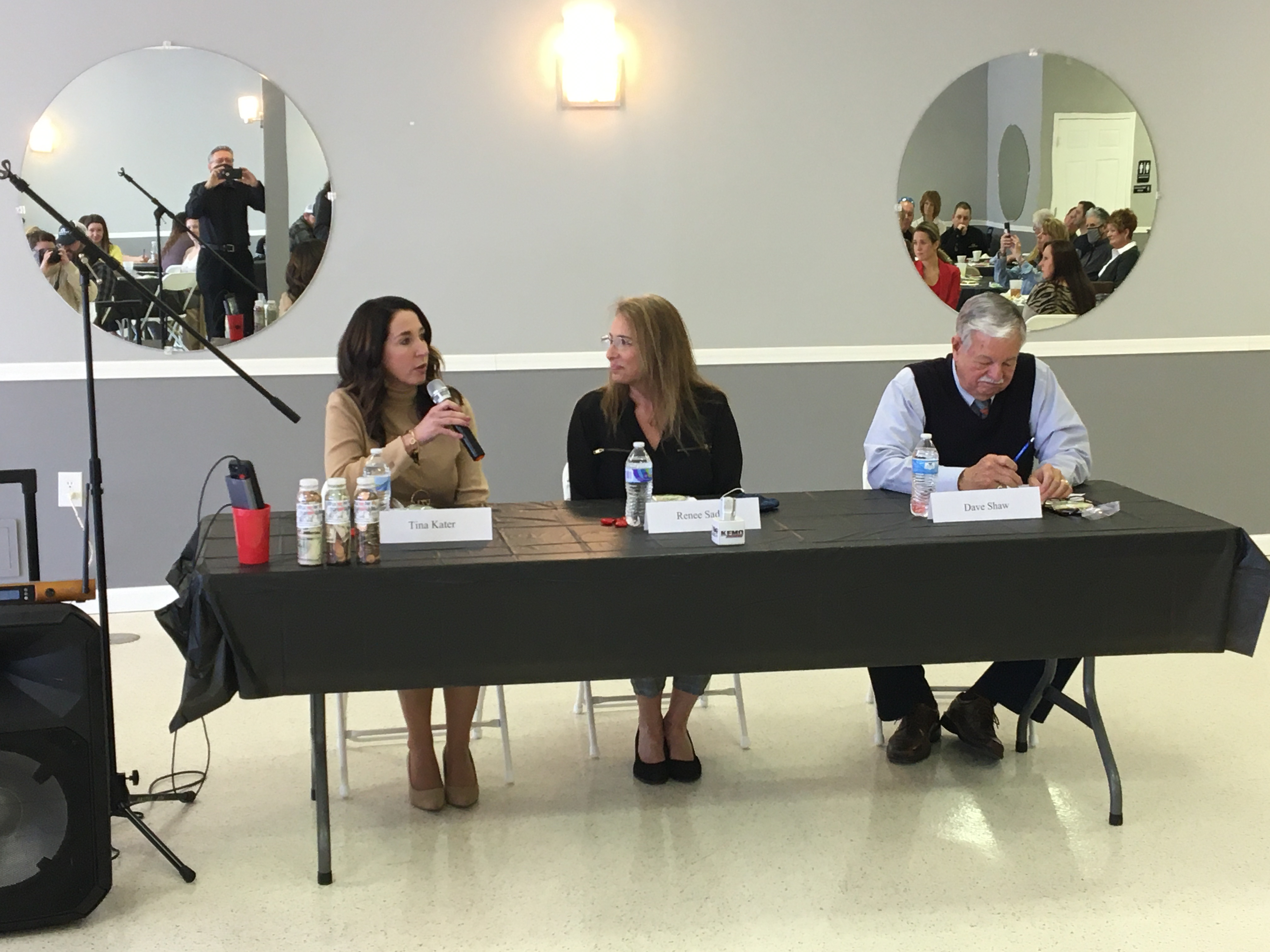Desloge Mayor Candidate Forum