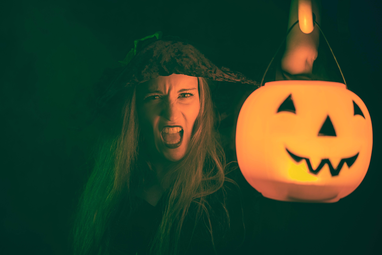 Shut Ins Staff Holds Halloween Event