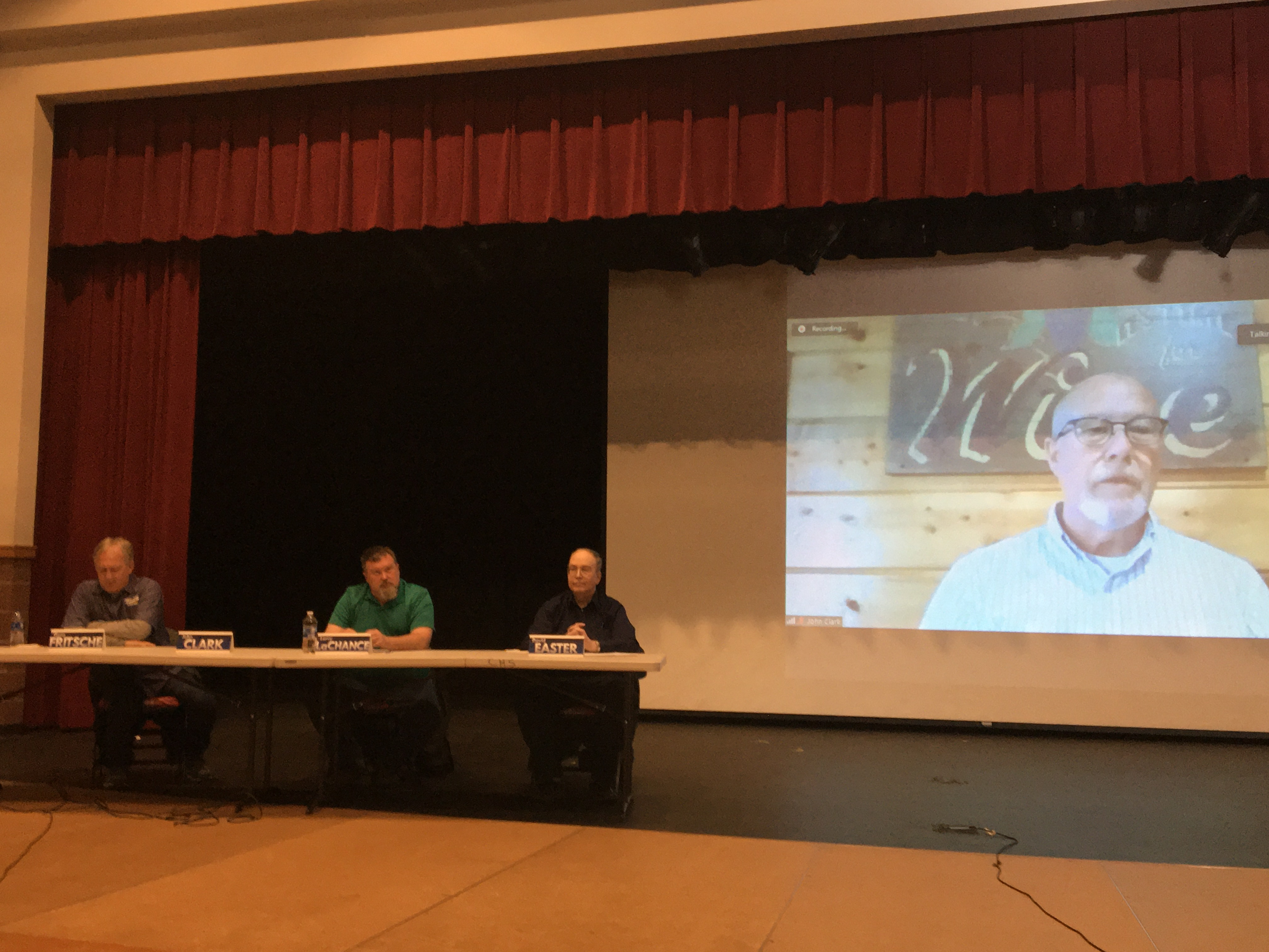 Park Hills Mayoral Forum