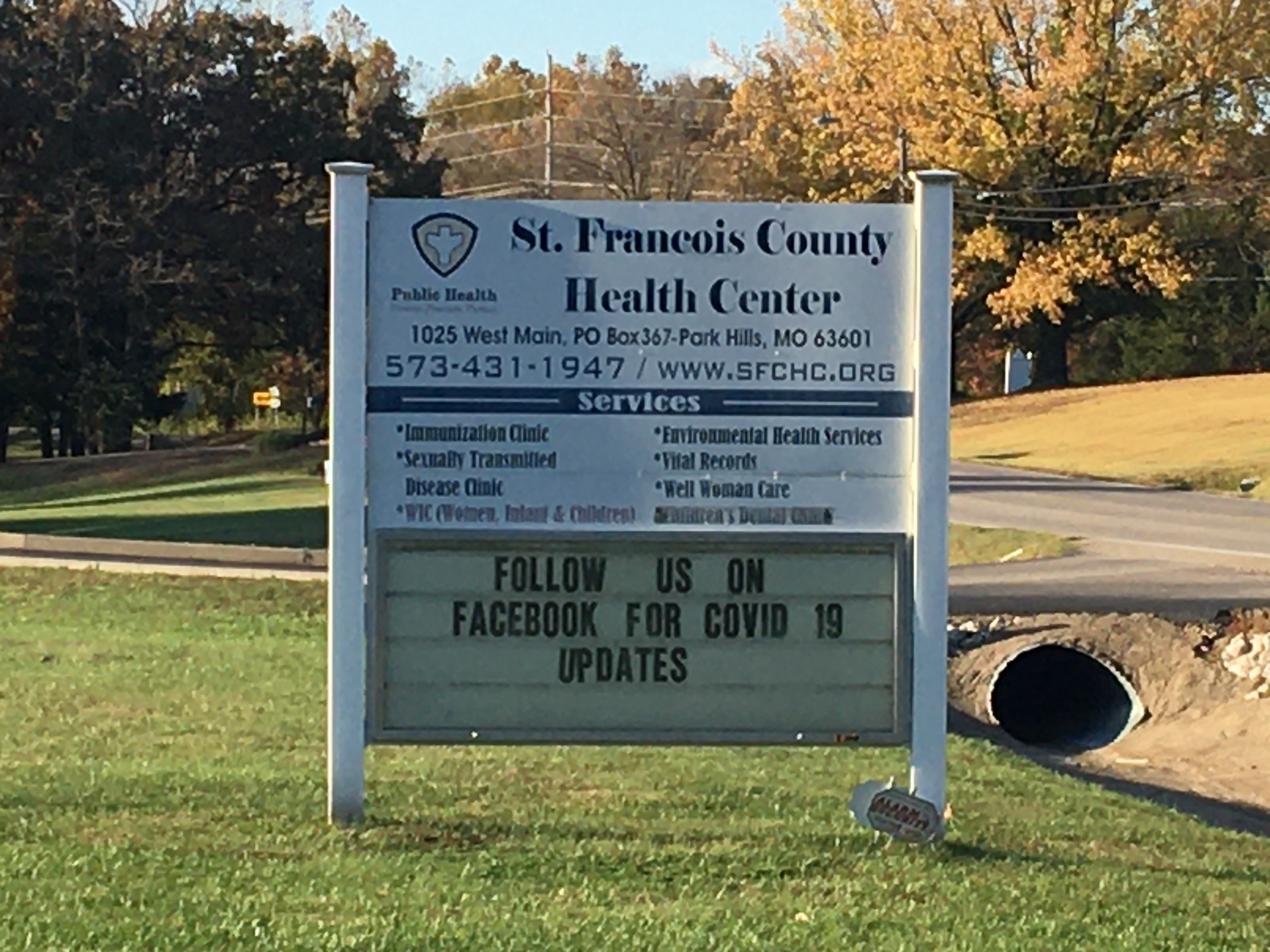 St. Francois County Latest COVID19 Count