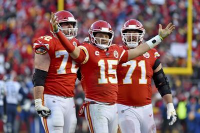 Chiefs top Titans to reach Super Bowl